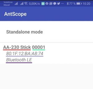 AntScope for Android